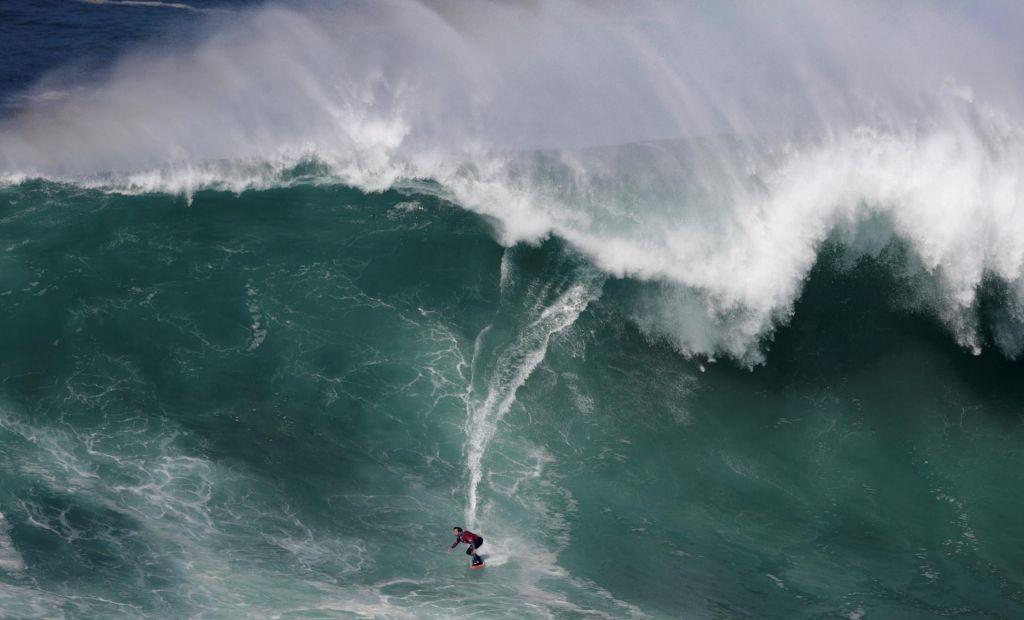 V Južnem oceanu zabeležili val v višini osemnadstropne zgradbe