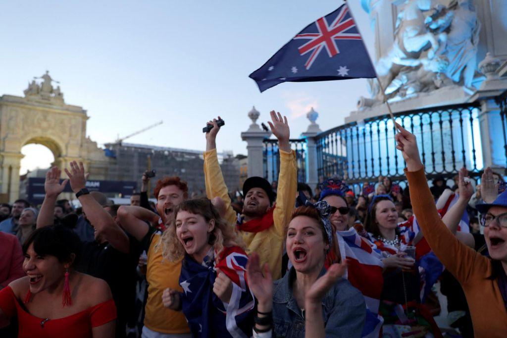 FOTO:Evrovizija osrečuje