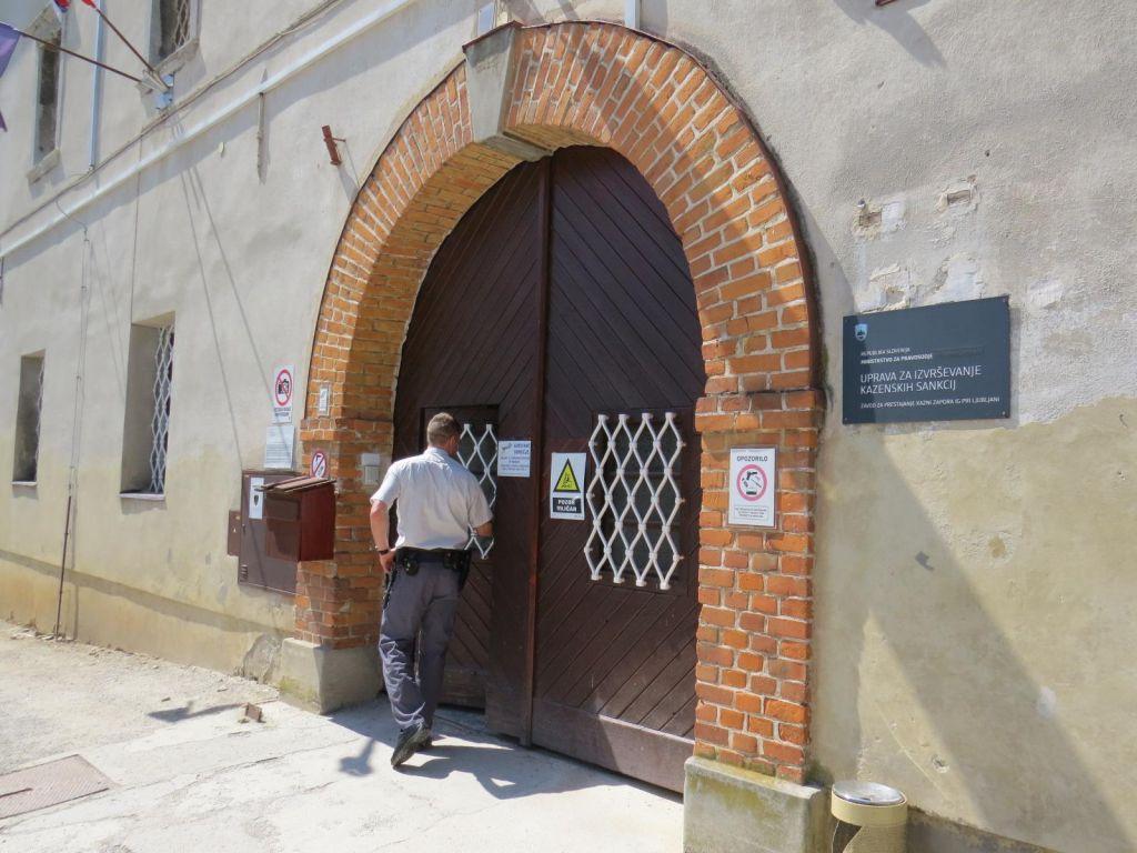FOTO:Boljši časi za zapornice na Igu
