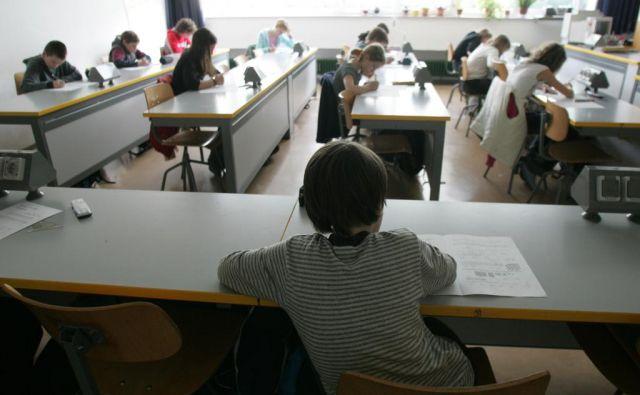 V večini strank so naklonjeni ohranitvi NPZ, vendar bi preverjanja spremenili tako, da bi ta bila manj obremenjujoča za otroke, učitelje in starše. FOTO: Tomi Lombar