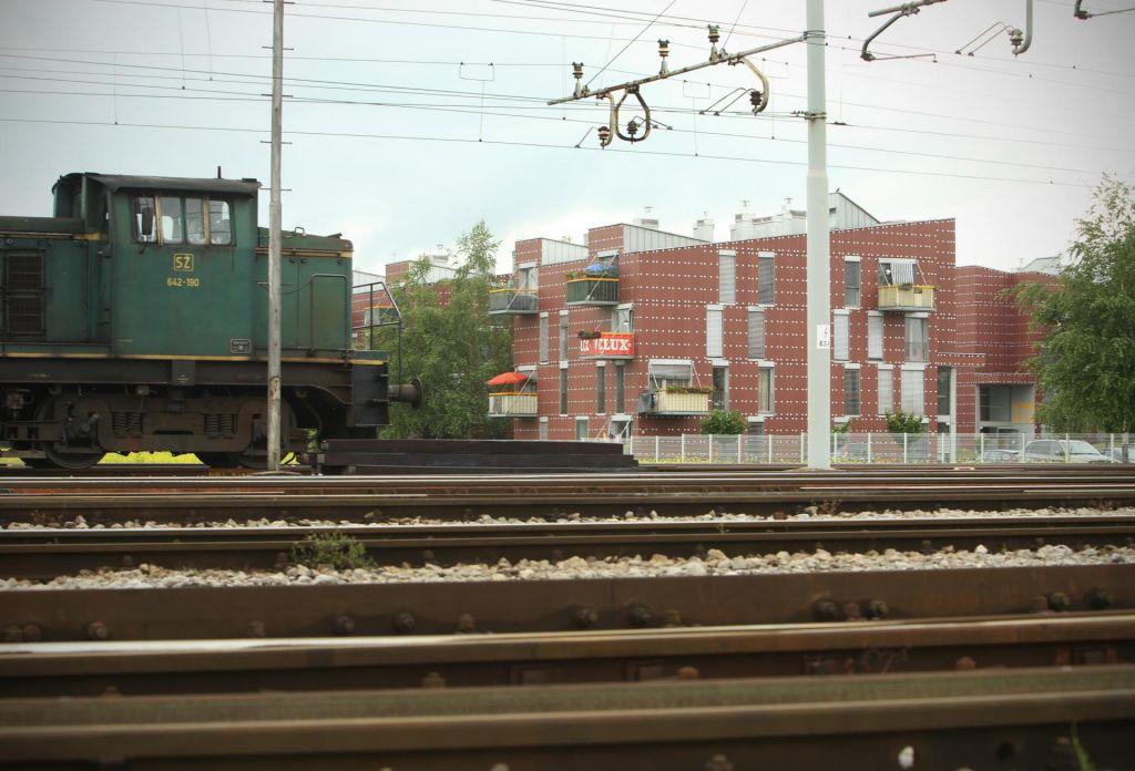 Hrupa vlakov nočejo več prenašati