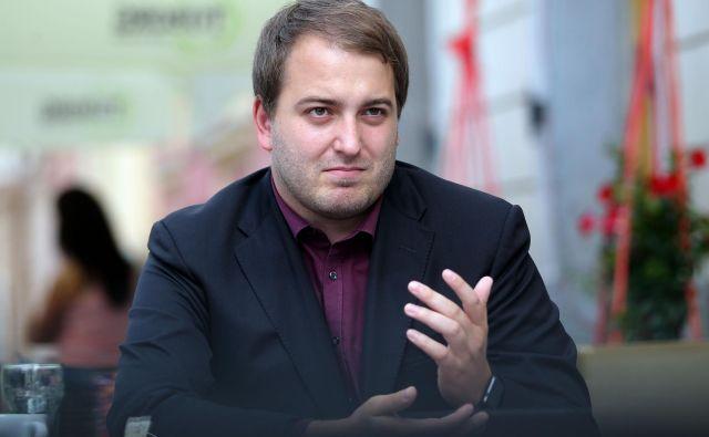 Vrhovno sodišče je ugodilo pritožbi stranke Andrej Čuš in Zeleni Slovenije in odločilo, da se njihovo kandidatno listo v enoti Ljubljana Center potrdi, a brez kandidatke Milene Babič, je sporočil Andrej Čuš. FOTO: Roman Šipić/Delo