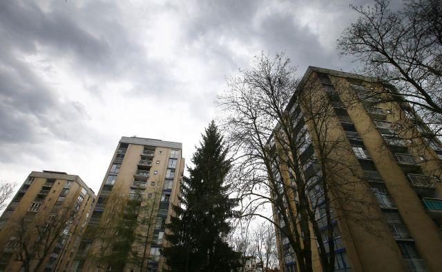 Za 20% so se v letu in pol zvišale cene novih stanovanjskih nepremičnin. FOTO: Jo�že Suhadolnik/Delo