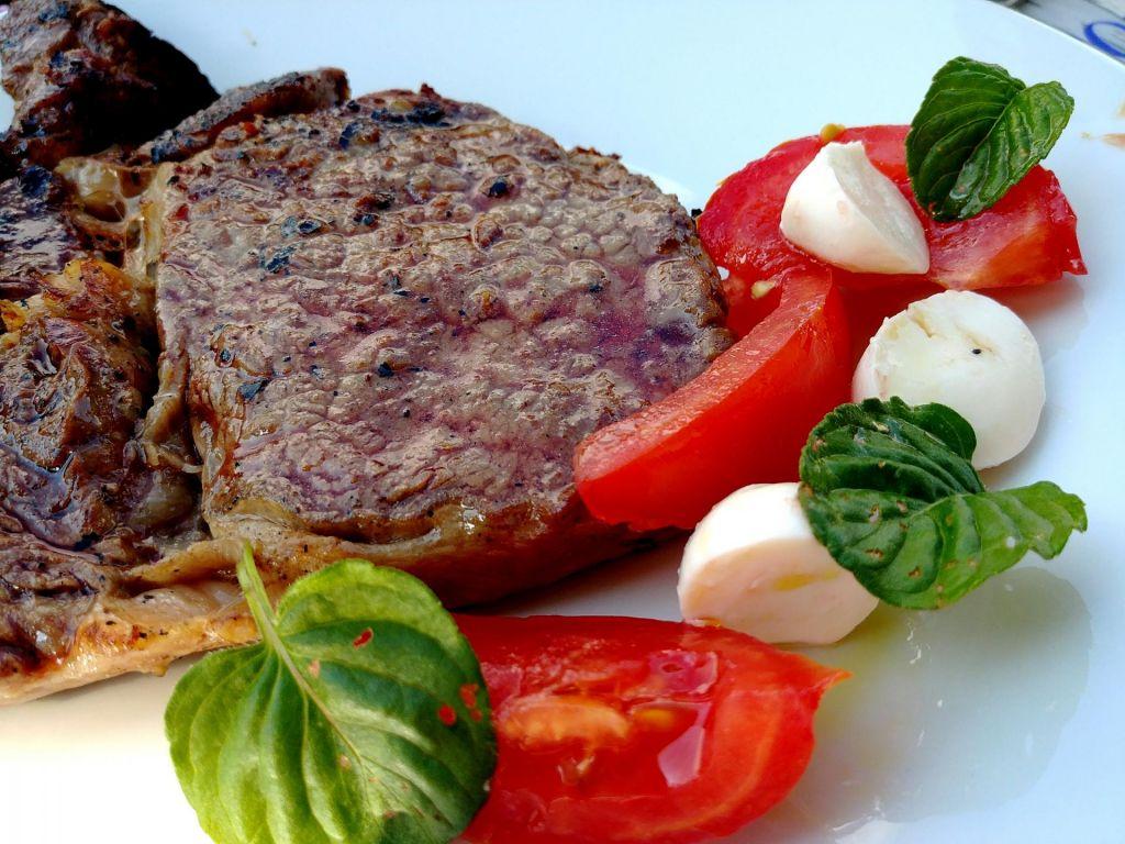FOTO:Poletov recept: Kolesarjev steak