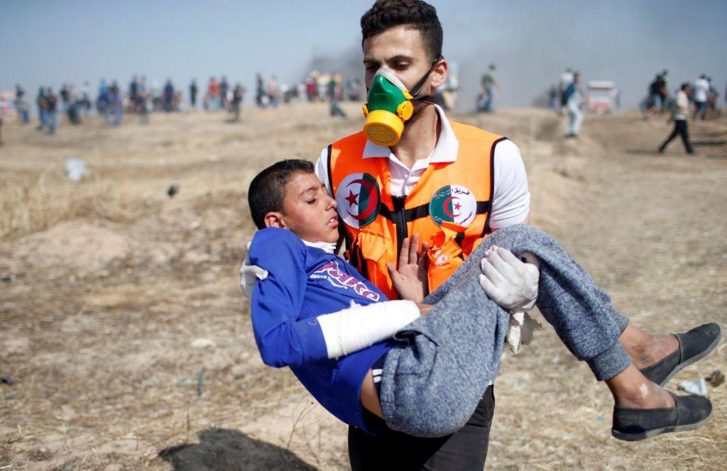 Palestina je že dolgo le še ideja