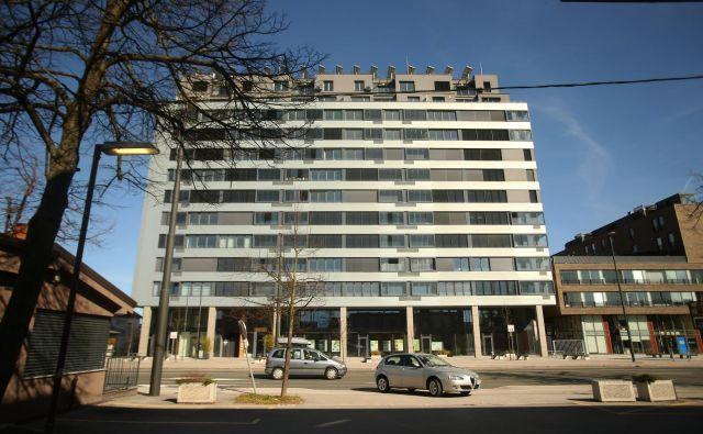 Eko srebrna hiša, ki velja za najsodobnejšo pasivno gradnjo pri nas, je že tri leta na sodišču. Sedem stanovanj v lasti izvajalca medtem sameva.<strong> </strong>FOTO: Jure Eržen