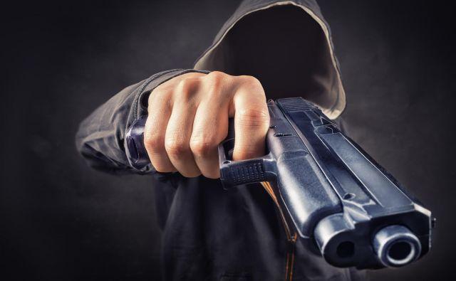 Nepridiprava sta razgrajala, grozila in streljala po Šiški. Fotografija je simbolična. FOTO: Frankpeters/Getty Images