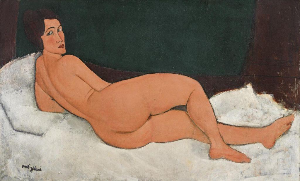 Modigliani za 157,2 milijona dolarjev