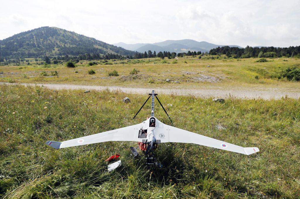 Hrvaška nabavlja brezpilotna letala za nadzor Jadrana