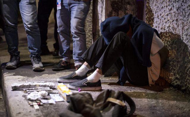 Filipinska vojna proti drogam je zahtevala več tisoč življenj. FOTO: Noel Celis/AFP