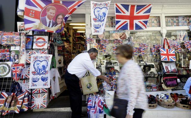 Po anketi podjetja za tržne raziskave Opinium Research Britanci niso tako zelo navdušeni. FOTO: AP