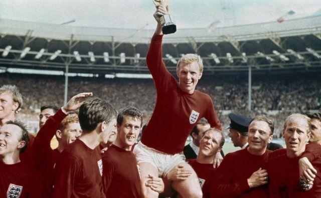 Bil je član zlate generacije, ki se je leta 1966 okitila z naslovom svetovnih prvakov. Foto AP