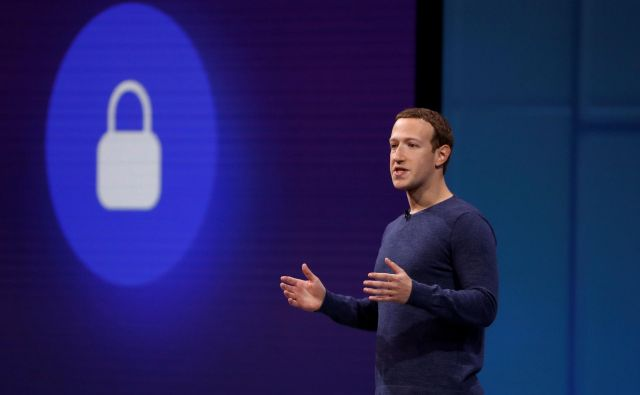 Mark Zuckerberg bo prišel v Bruselj. FOTO: Stephen Lam/Reuters