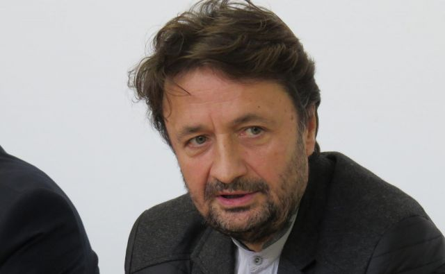 Za drugega človeka DS je Švagana predlagala interesna skupina lokalnih interesov v DS pod predsedujočim Milanom Ozimičem. FOTO: Bojan Rajšek