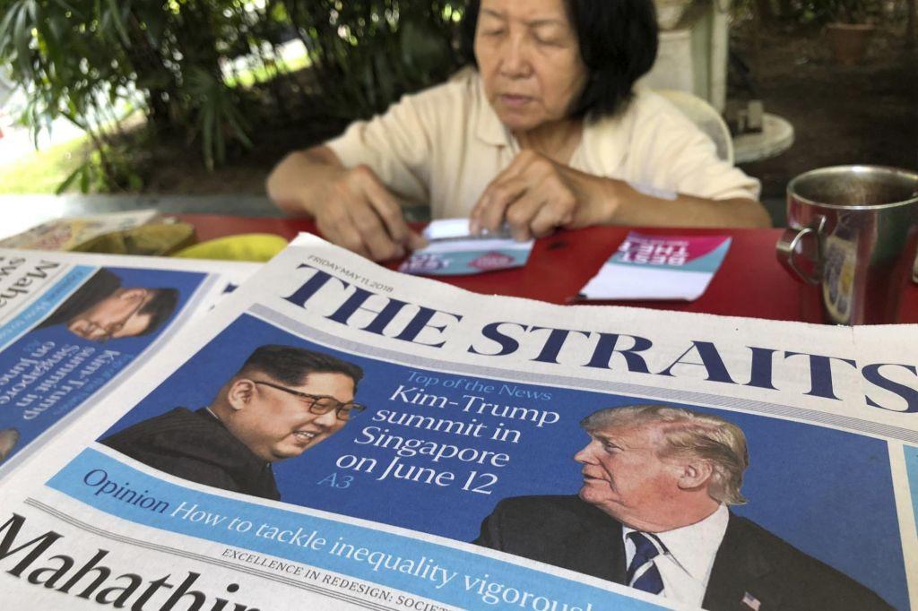 O rahljanju odnosov med Trumpom in Džong Unom (VIDEO)