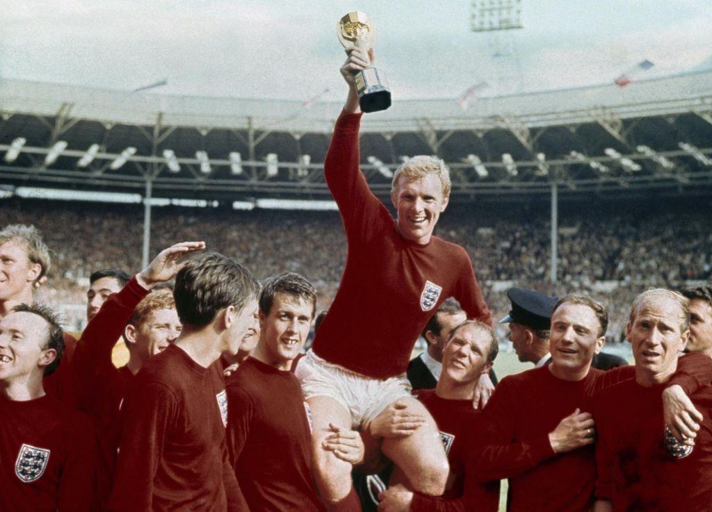 Umrl nekdanji nogometni svetovni prvak Ray Wilson