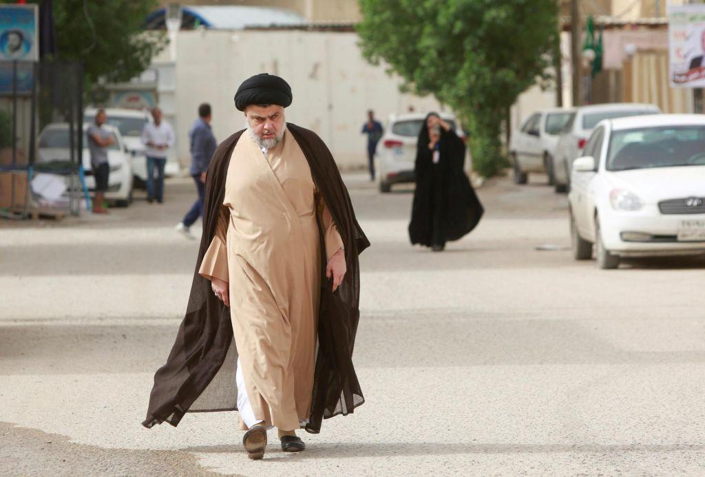 Ključar iraške prihodnosti bo Moktada al Sadr
