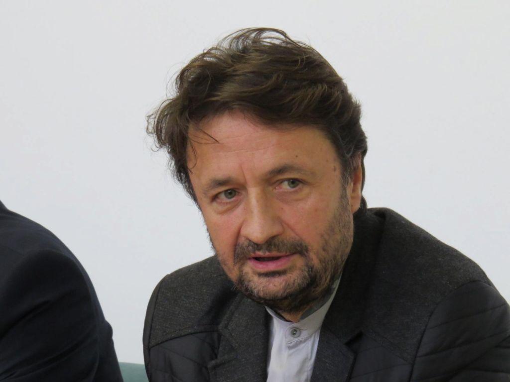 DS za podpredsednika podprl Matjaža Švagana