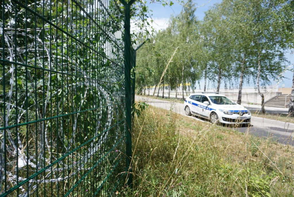 Na meji že več kot 200 kilometrov ograje