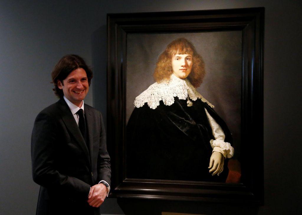 Odkrili prvo Rembrandtovo sliko po 44 letih