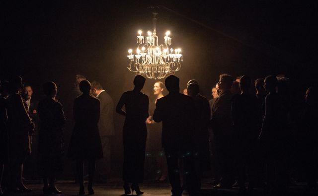 Giuseppe Verdi je opero v štirih dejanjih Macbeth napisal pri štiriintridesetih kot svoje deseto delo za operni oder. FOTO: Darja Stravs Tisu