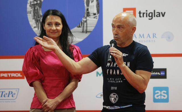 Gorazd Penko je spet poskrbel za novost na Franji - Barjanko. FOTO: Jo�že Suhadolnik/Delo