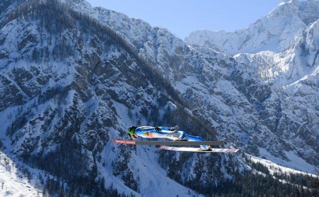 Danes zvečer bo jasno, ali se bodo smučarski skakalci, tekači in nordijski kombinatorci leta 2023 za svetovne naslove borili v Planici. FOTO: Matej Družnik