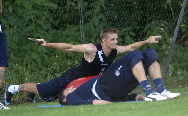 Trener Olimpije Igor Bišćan bo pod Pohorje za tekmo leta pripeljal nabrušeno in pripravljenoOlimpijo.