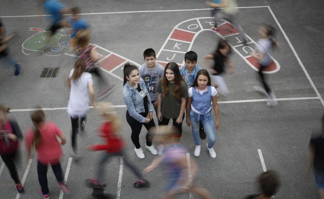 V Velenju tudi sicer prilagajajo prostorske zmogljivosti in normative potrebam varstva in šolanja otrok.FOTO: Leon Vidic/Delo