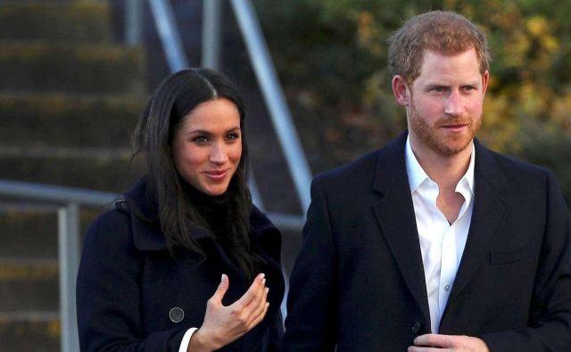 Meghan preživlja težke trenutke, so pred dnevi sporočili iz Kensingtonske palače. FOTO: Reuters