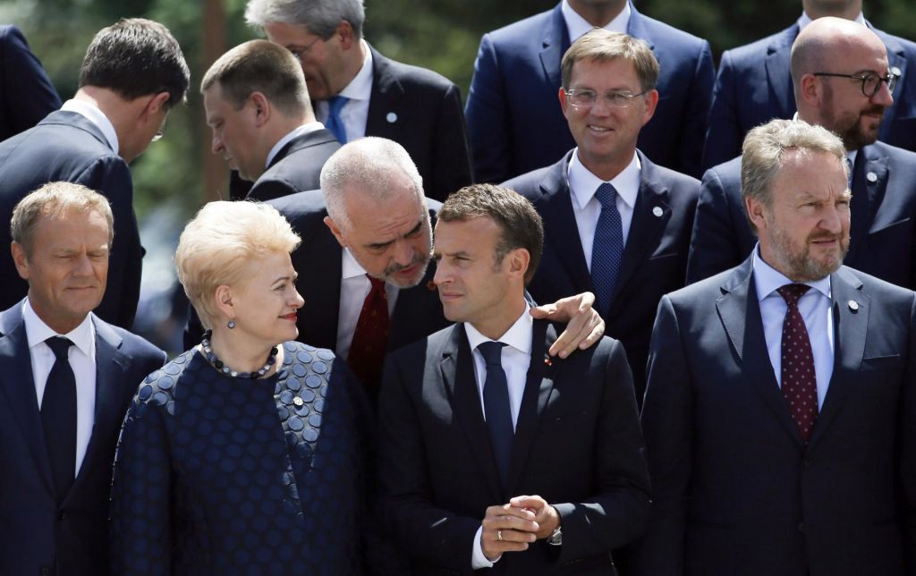 »Članstvo držav regije v EU nima alternative«