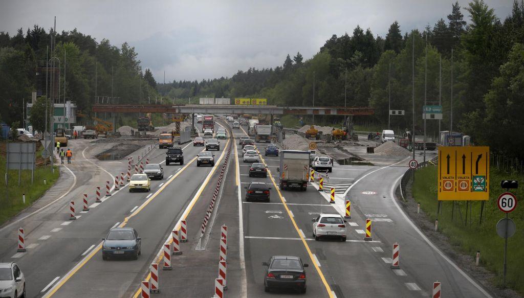 FOTO:Zakaj se bomo še dve leti vozili mimo ovir
