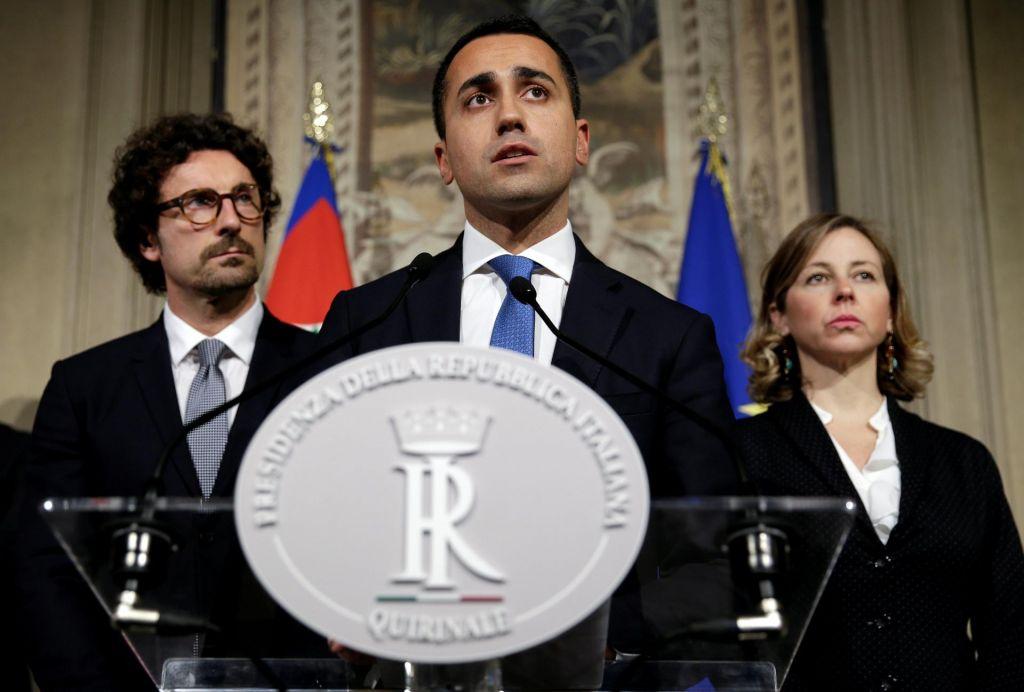 V Italiji dogovor o koalicijski pogodbi