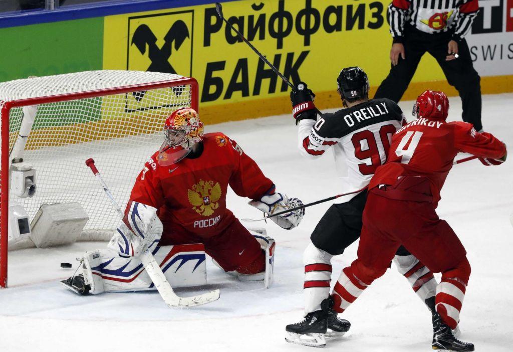 Hokejsko SP: Kanada in Amerika že v polfinalu (VIDEO)