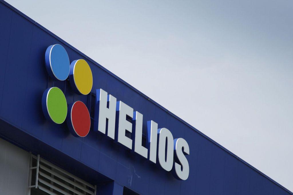 Helios v Količevem odprl nov reaktor za smole