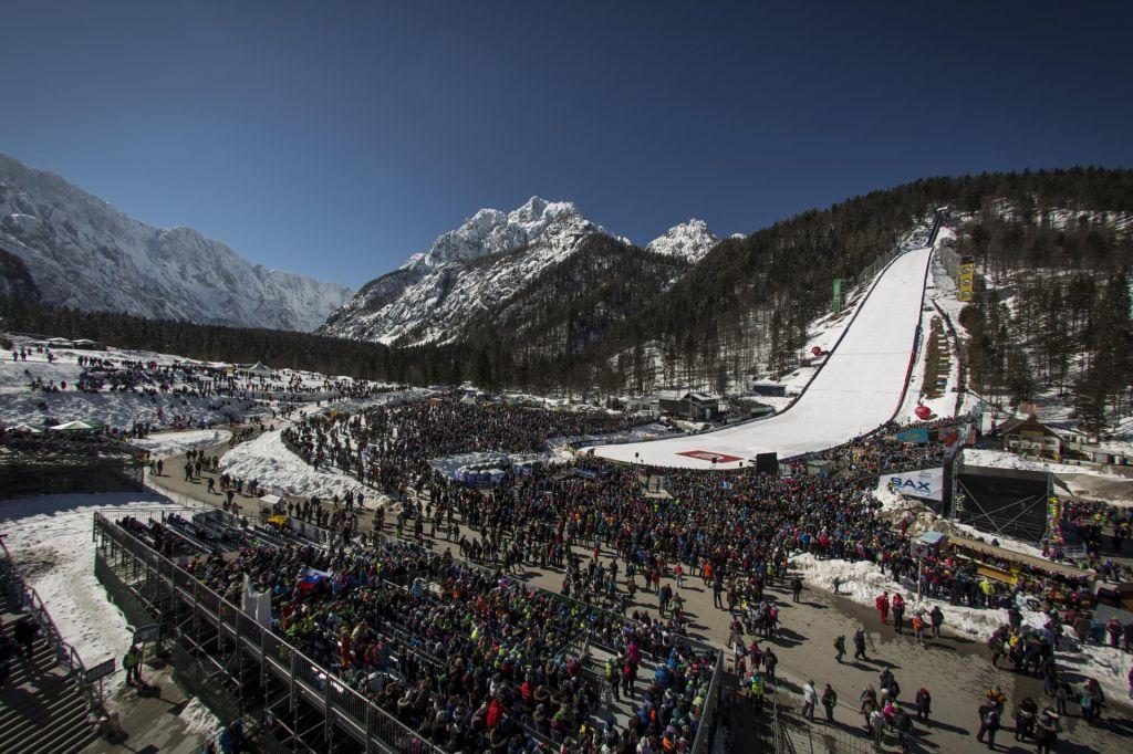 FOTO:Planici nordijsko svetovno prvenstvo 2023!