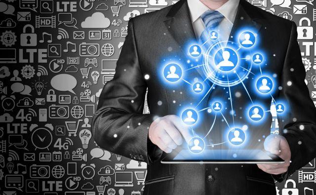 Linkedin ustvarite takoj, ko pridobite referenco ali izobrazbo. FOTO: Shutterstock