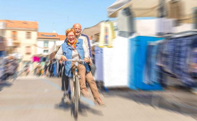 O predčasni upokojitvi za zdaj po večini le sanjamo. FOTO: Shutterstock