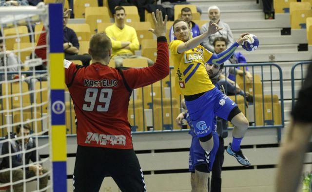 Gal Marguč je v celjski majici dosegel že 500 golov, FotoLeon Vidic/Delo