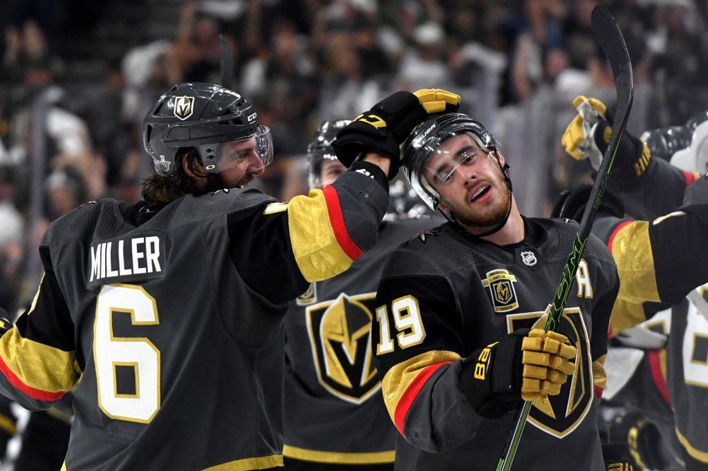 FOTO:NHL: novinec Vegas pred odprtimi vrati zgodovinskega finala (VIDEO)