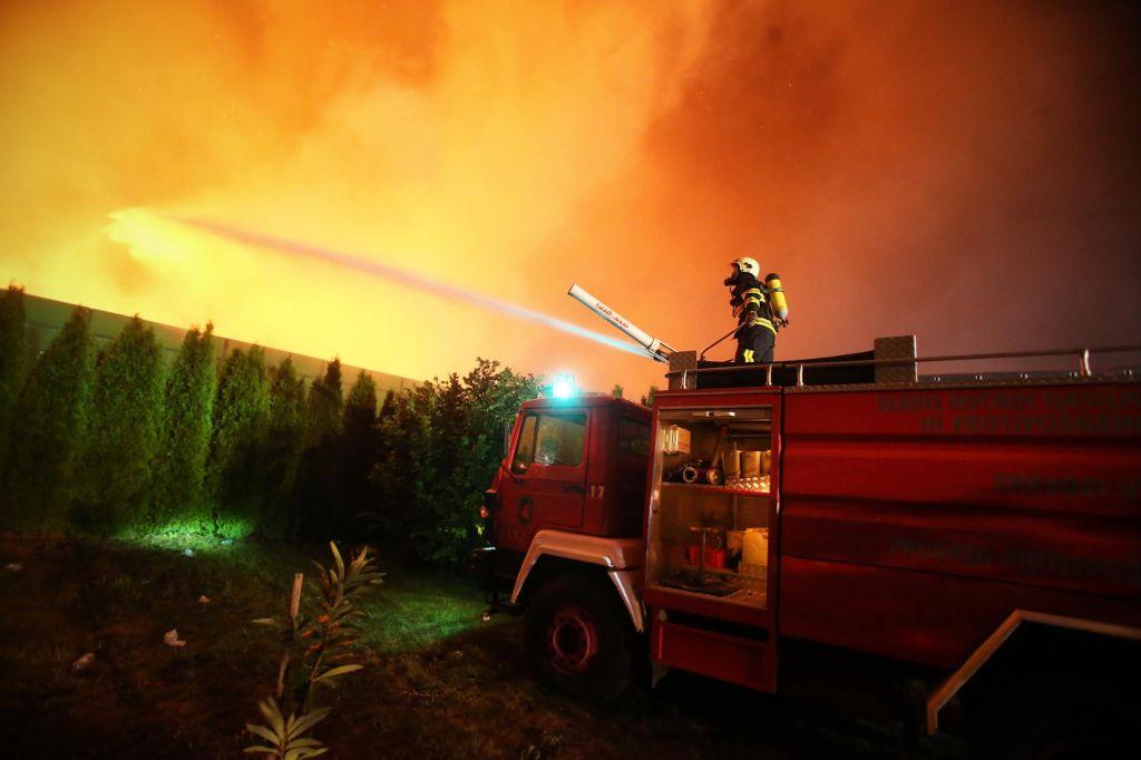 Za okoljsko škodo naj odgovarja onesnaževalec, ne davkoplačevalci