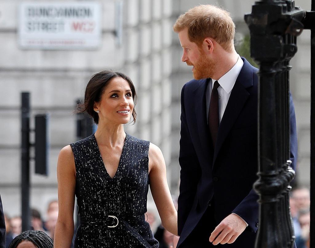 Harry in Meghan bosta postala vojvoda in vojvodinja