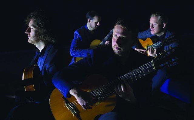 Dublin Guitar Quartet, Foto arhiv aorganizatorja/
