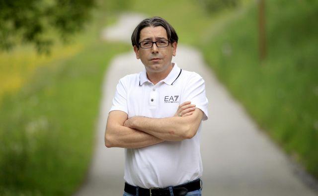 Ivo Mohorič, zdravnik in psihoterapevt FOTO: Roman Šipić/Delo