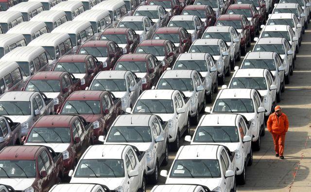 Kitajska bo občutno povečala uvoz ameriških proizvodov in storitev ter tako pomagala k zmanjšanju tega primanjkljaja in hkrati zadovoljila potrebam domače potrošnje. FOTO: Reuters