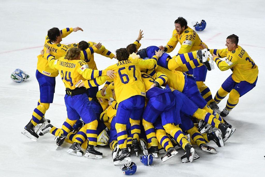 Tako kot lani: hud boj in naslov Švedov