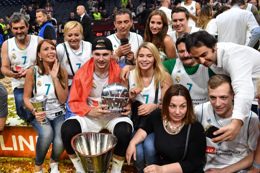 FOTO:Dončića ni mogel ustaviti niti čarovnik Obradović (FOTO in VIDEO)