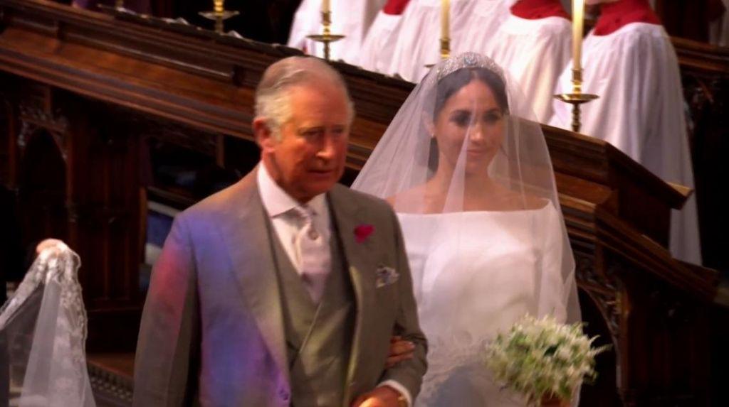 Charles goste ganil do solz, Harry se je šalil