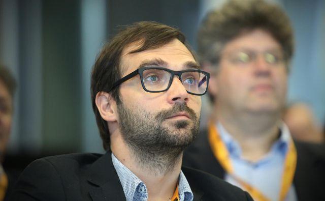 Toma�ž Oštir pravi, da bodo hranilniki energije prišli povsod. FOTO: Jo�že Suhadolnik