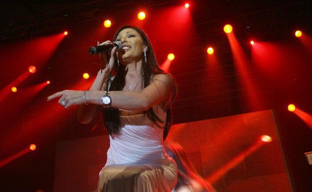 Avtorji so kot primer za sklanjanje samostalnikov navedli verze iz hita folk pevke Svetlane Raznatović - Cece. FOTO: Ljubo Vukelič